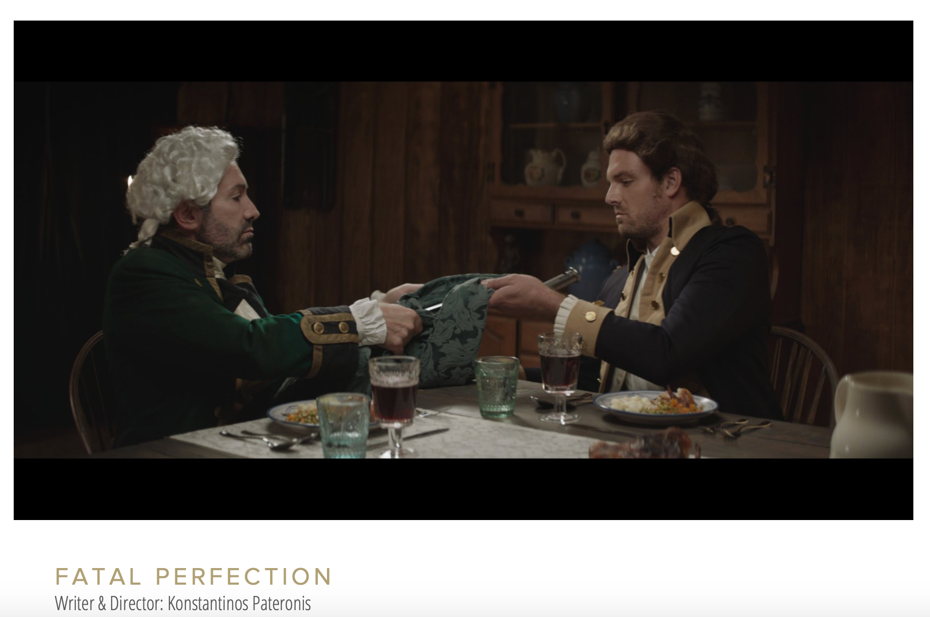 Los Angeles Film Awards Film Review - Fatal Perfection
